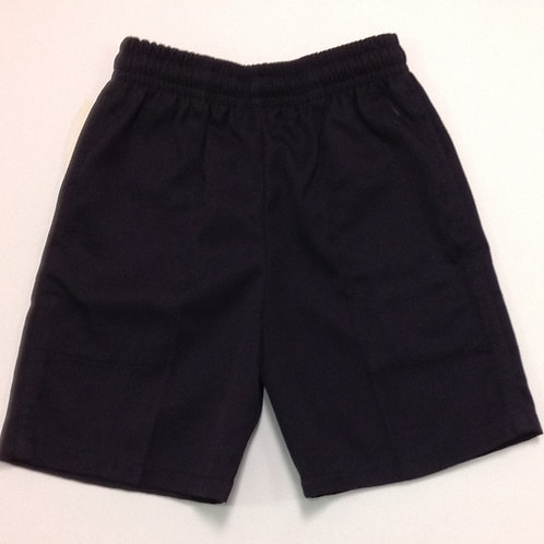 Holy Saviour Summer Navy Shorts Size 12-16