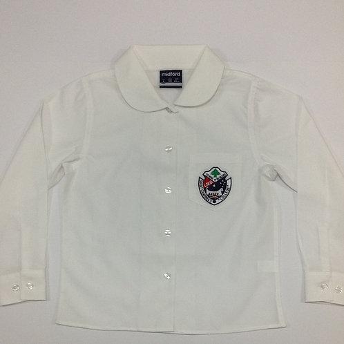 St Charbel Primary Girls Long Sleeve Shirt