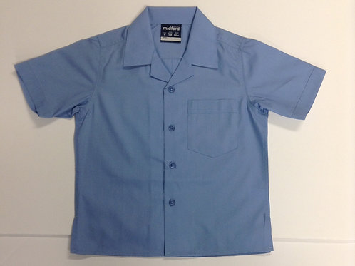St Therese Lakemba Boys Summer Shirt Size 8-14