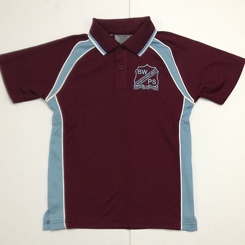Bankstown West Short Sleeve Polo