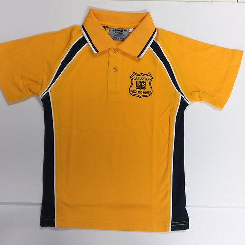 Harcourt Public Short Sleeve Polo