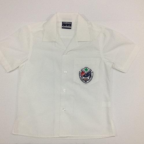 St Charbel Primary Boys Short Sleeve Shirt