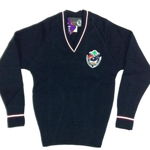 St Charbel Primary Woollen Jumper Size 12-16