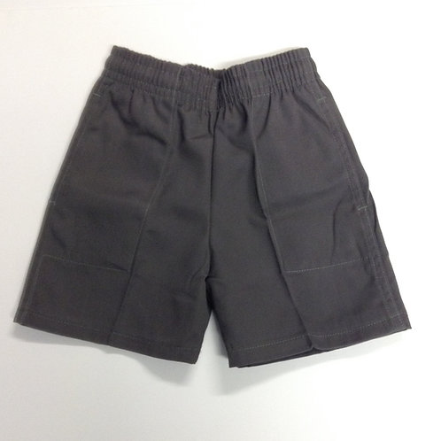 St Joseph Enfield Boys Grey Shorts Size Small - 4 X Large