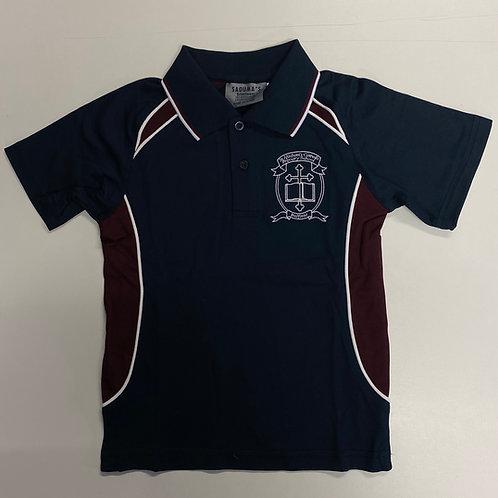 St Michael Belfield Short  Sleeve Polo