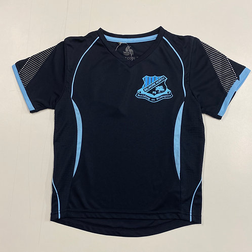 Belmore North Short Sport Sleeve Polo Size 14-2XL