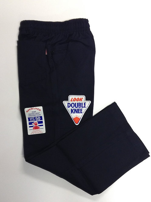 St Michael Belfield Winter Navy Pants Size 12-16