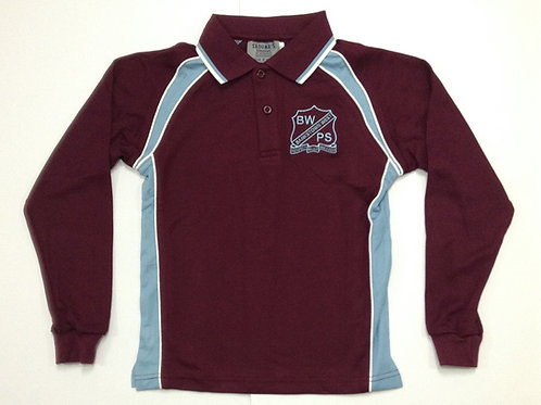 Bankstown West Long Sleeve Polo