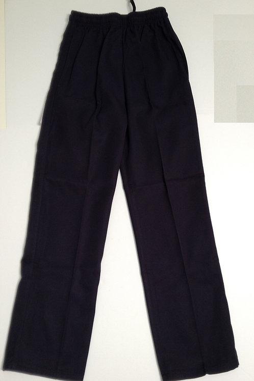 Punchbowl Boys Navy Elastic Trousers
