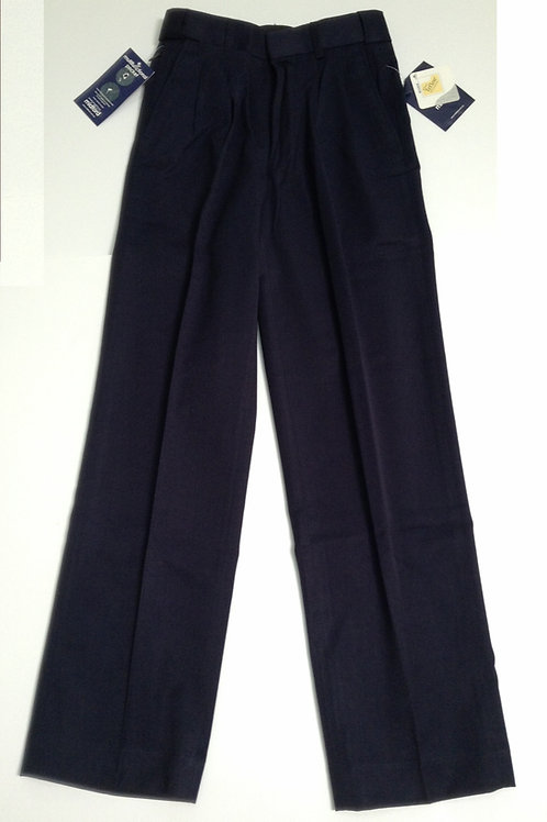 Punchbowl Boys Navy Belt Trousers