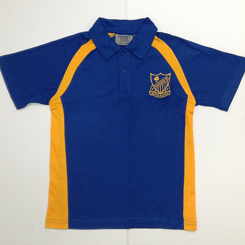 Hannans Road Short Sleeve Polo