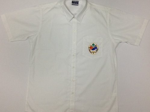 St Charbel Senior Boys White Shirt