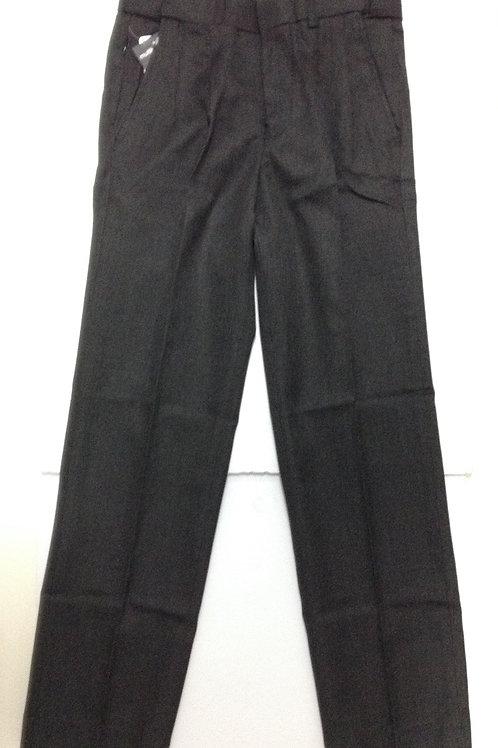 St Charbel School Grey Melange Boys Trousers