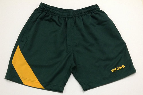 Wiley Park Girls High Sport Short