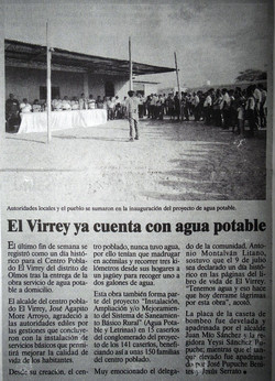 Virrey - Olmos
