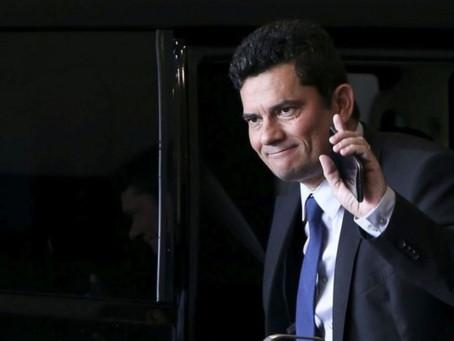 Sergio Moro vira diretor em empresa que cuida da recuperação judicial da Odebrecht