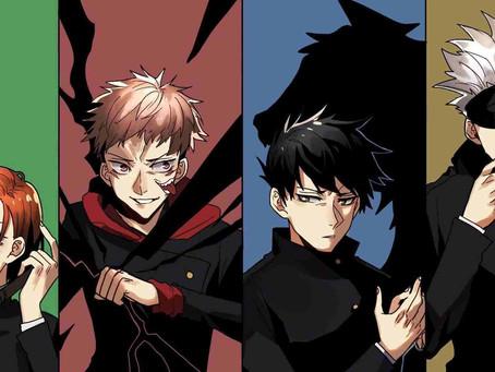 Jujutsu Kaisen é o anime mais popular de 2020