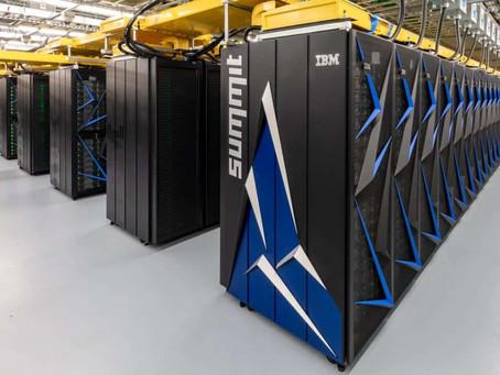 O Supercomputador do TSE deu pau?