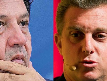 Encontro de Huck com Mandetta marca entrada forte do Centrão na disputa presidencial para 2022