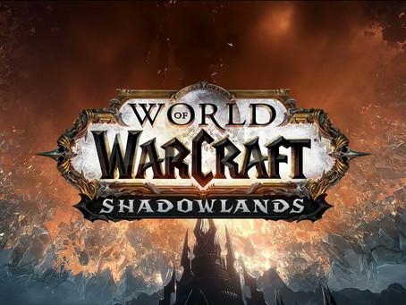 Shadowlands, nova expansão de World of Warcraft chega às 20h de hoje