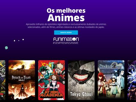 Funimation chega ao Brasil