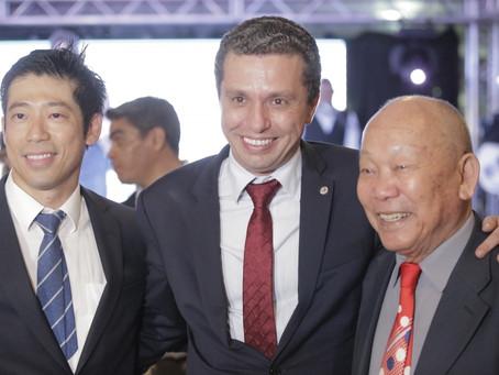 Rodrigo Maia cria grupo pró-China para acompanhar implantação do 5G no Brasil