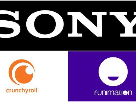 Sony oficializa aquisição da Crunchyroll