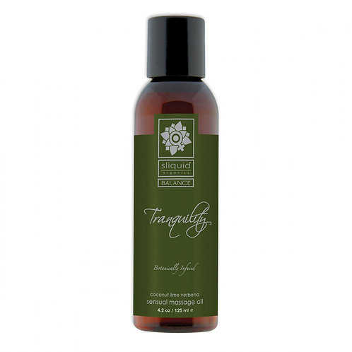 Sliquid Organics Massage Oil - Tranquility