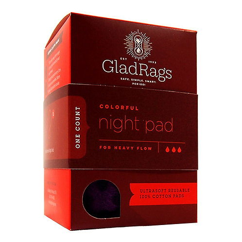 GladRags Washable Night Pad 1-pack