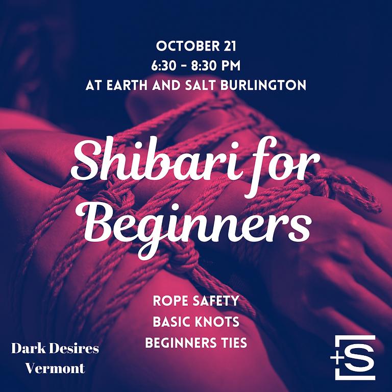Shibari for Beginners