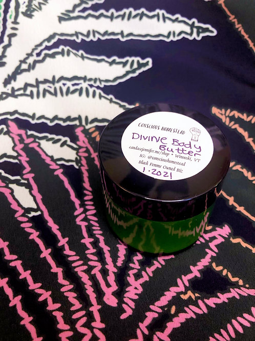 Conscious Homestead Divine Body Balm