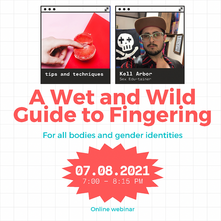 A Wet and Wild Guide to Fingering