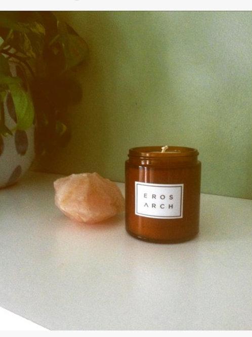 Eros + Arch Lavender Bergamot Candle