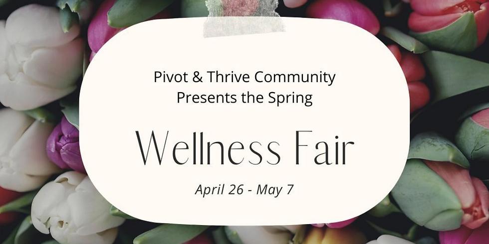 VT Collaborative Wellness Fair