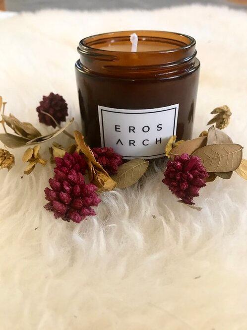 Eros + Arch Plain Ol Beeswax Candle