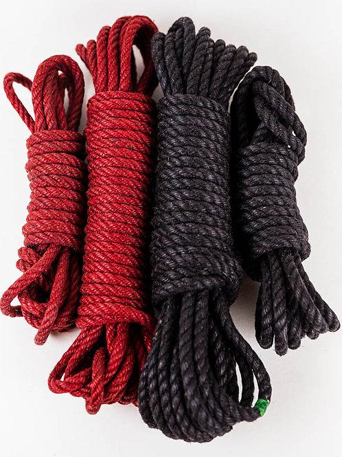Dark Desires Jute Shibari Rope