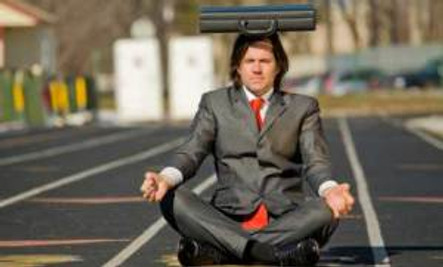 Meditating Out of the Recession
