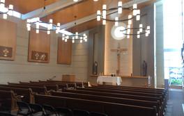 Holy Family High School Chapel