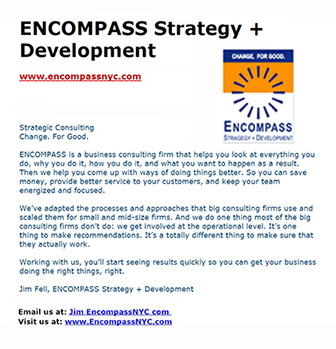 Encompass Strategy+ 1