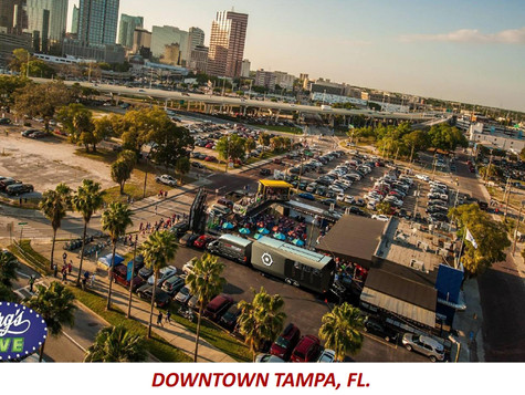 HITRIUM - Coming Soon to Downtown Tampa, Florida at Ferg's Live