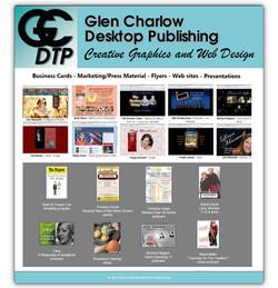 Glen Charlow Desktop Publishing