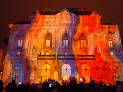 Lyon, la Fête des Lumières et Annecy