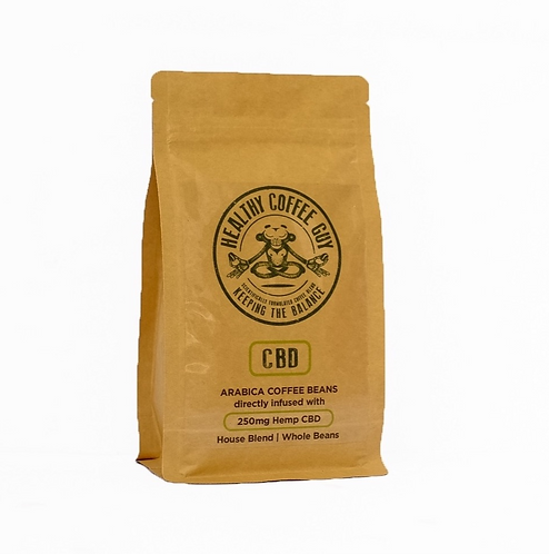 CBD-Infused Coffee (250mg)
