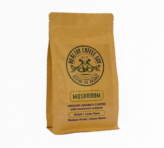 Mushroom Coffee Blend