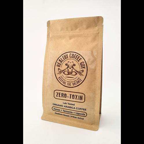 Zero-Toxin Organic Coffee