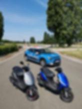 Voici le matériel mis à votre disposition pour passer votre Permis auto/moto/remorque chez Glatigny auto école