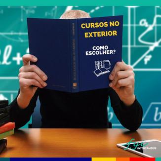 CURSO DE IDIOMA NO EXTERIOR, QUAL E COMO ESCOLHER?