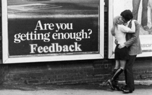 Feedback is for Life, Not Just For Christmas