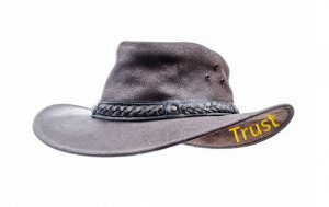 Trust: Don't Keep it Under Your Hat