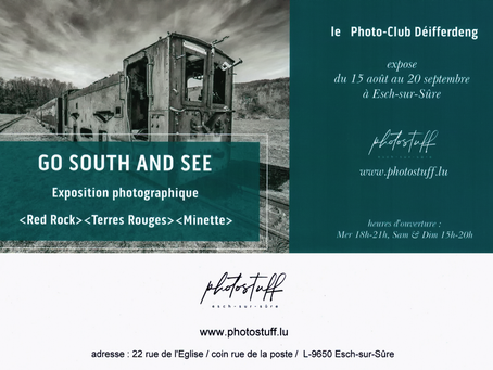 Exposition « Go south and see »
